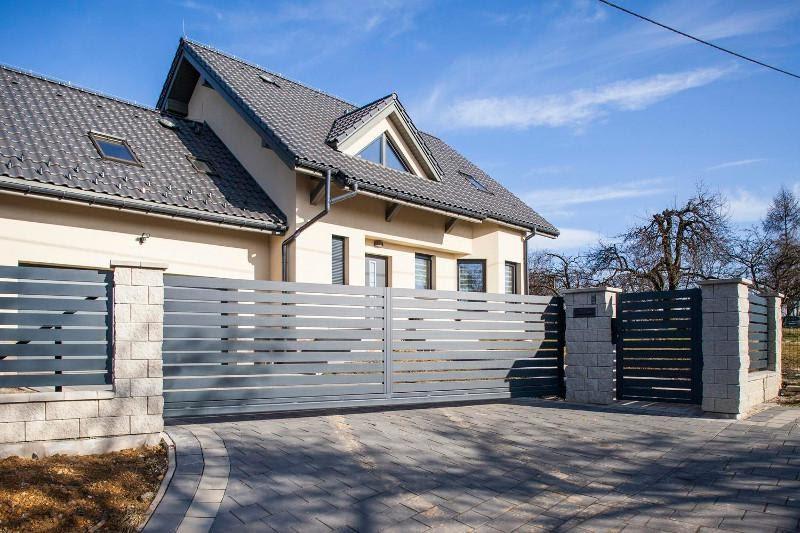 Brama wjazdowa na posesję - jak ją wybrać? Betto.pl